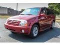 Classic Red Pearl 2004 Suzuki XL7 LX 4x4