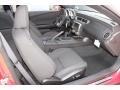 Black Interior Photo for 2014 Chevrolet Camaro #85618057