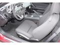 Black Prime Interior Photo for 2014 Chevrolet Camaro #85618288