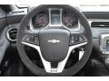 Black Steering Wheel Photo for 2014 Chevrolet Camaro #85618378