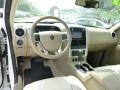 2010 Mountaineer Camel Interior