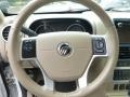 2010 Mountaineer V8 Premier AWD Steering Wheel
