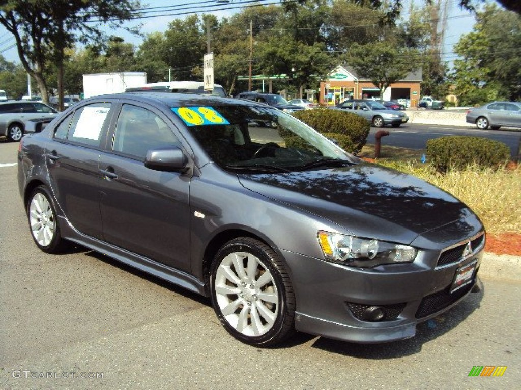 2008 mitsubishi lancer gts exterior photos. Black Bedroom Furniture Sets. Home Design Ideas