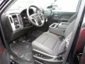 Jet Black Prime Interior Photo for 2014 GMC Sierra 1500 #85631995