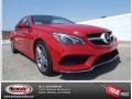 Mars Red - E 550 Coupe Photo No. 1
