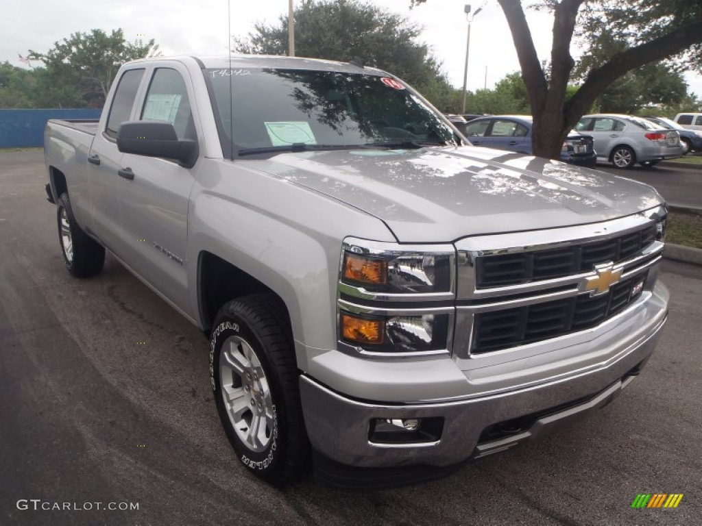 2014 silver ice metallic chevrolet silverado 1500 ltz z71. Black Bedroom Furniture Sets. Home Design Ideas