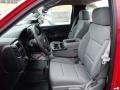 Jet Black/Dark Ash Front Seat Photo for 2014 Chevrolet Silverado 1500 #85652537