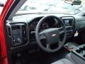 Jet Black/Dark Ash Dashboard Photo for 2014 Chevrolet Silverado 1500 #85652627