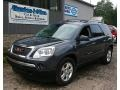 Cyber Gray Metallic 2011 GMC Acadia SLE AWD