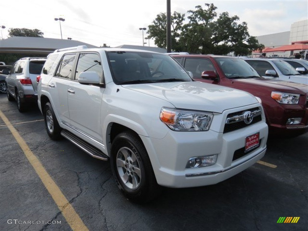 2013 blizzard white pearl toyota 4runner sr5 85642413 car color galleries. Black Bedroom Furniture Sets. Home Design Ideas