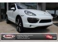 White 2013 Porsche Cayenne S