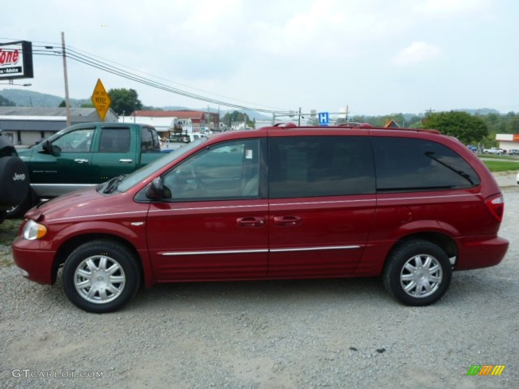 2004 Chrysler Town Amp Country Ex Exterior Photos Gtcarlot Com