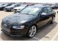 2014 Phantom Black Pearl Audi S4 Premium plus 3.0 TFSI quattro  photo #3