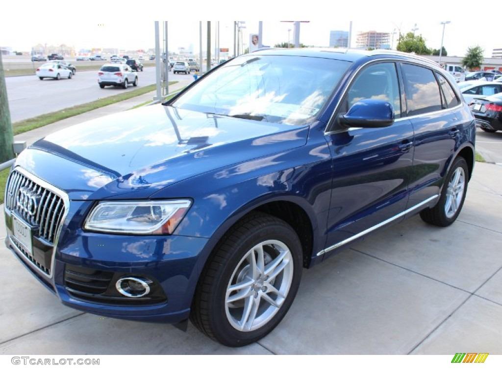 Utopia Blue Metallic Audi