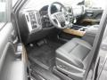 Jet Black Prime Interior Photo for 2014 GMC Sierra 1500 #85691159
