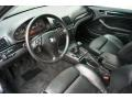 Black 2000 BMW 3 Series Interiors