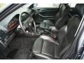 Front Seat of 2000 3 Series 323i Sedan