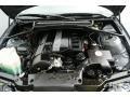 2000 3 Series 323i Sedan 2.5L DOHC 24V Inline 6 Cylinder Engine