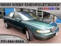 2000 Jasper Green Metallic Buick Century Custom #85642807