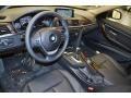 Black Prime Interior Photo for 2014 BMW 3 Series #85695908