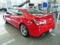 2013 Tsukuba Red Hyundai Genesis Coupe 3.8 Grand Touring  photo #3