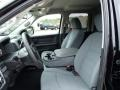Black/Diesel Gray Front Seat Photo for 2014 Ram 1500 #85705977