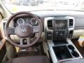Canyon Brown/Light Frost Beige Dashboard Photo for 2014 Ram 1500 #85707370