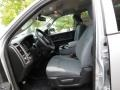 Black/Diesel Gray Front Seat Photo for 2014 Ram 1500 #85707910