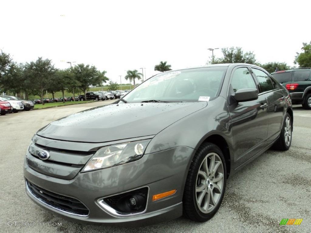 2012 Ford Fusion Se Exterior Photos