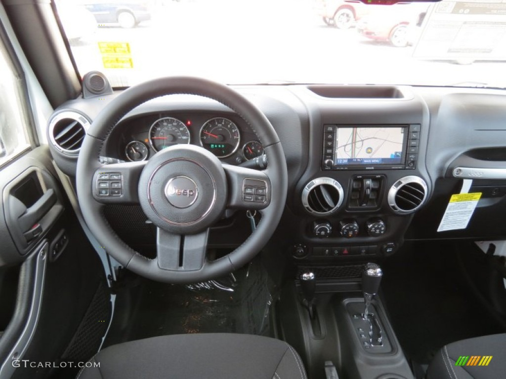 2014 jeep rubicon interior. 2014 wrangler unlimited rubicon 4x4 bright white black photo 9 jeep interior