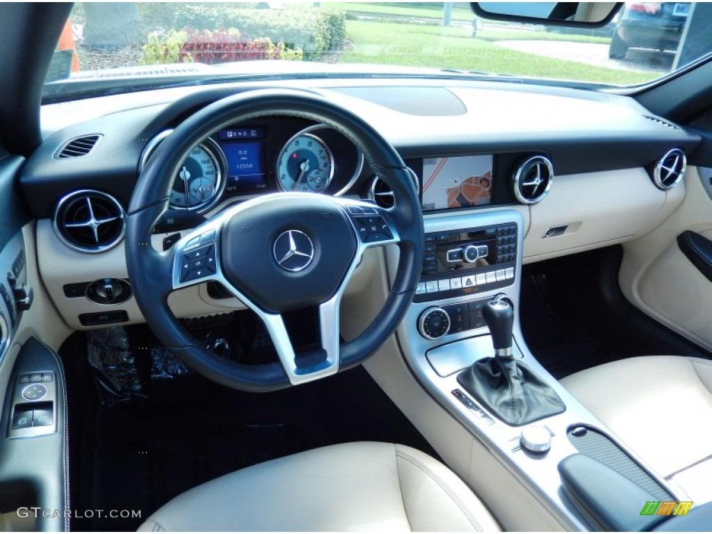 2013 Mercedes Benz Slk 250 Roadster Interior Color Photos