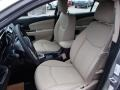 Black/Light Frost Beige Front Seat Photo for 2014 Chrysler 200 #85724929