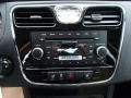 Black/Light Frost Beige Controls Photo for 2014 Chrysler 200 #85725073