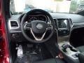 Morocco Black Dashboard Photo for 2014 Jeep Grand Cherokee #85726180