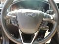 Charcoal Black Steering Wheel Photo for 2013 Ford Fusion #85730524