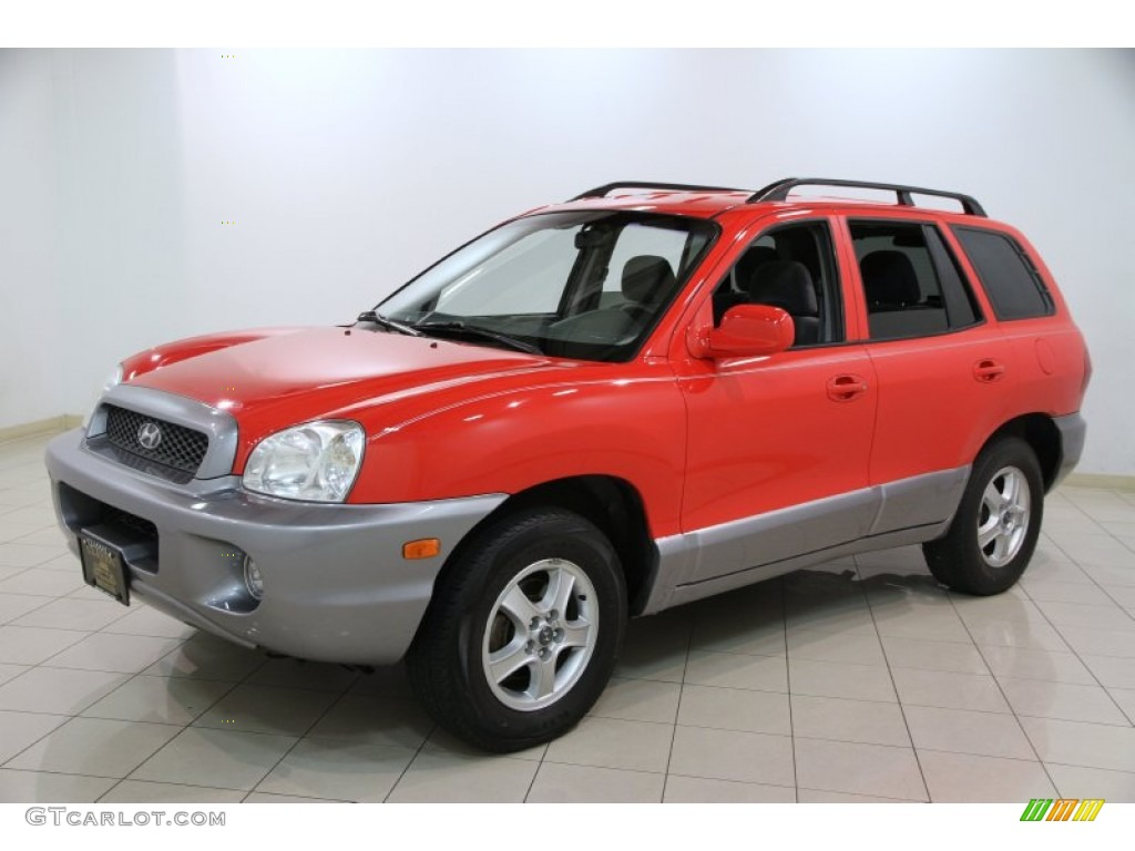 2003 hyundai santa fe gls 4wd exterior photos. Black Bedroom Furniture Sets. Home Design Ideas