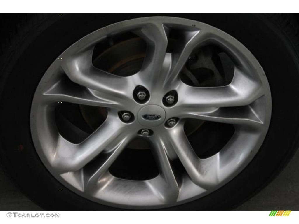 2013 Ford Explorer Limited 4WD Wheel Photo #85743931