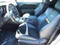 Dark Slate Gray Interior Photo for 2012 Dodge Challenger #85745060
