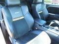Dark Slate Gray Front Seat Photo for 2012 Dodge Challenger #85745238