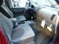 2013 Nissan Xterra Gray Interior Interior Photo