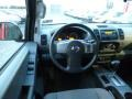 2013 Nissan Xterra Gray Interior Dashboard Photo