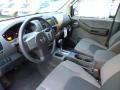 2013 Nissan Xterra Gray Interior Prime Interior Photo
