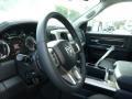 2014 1500 Laramie Quad Cab 4x4 Steering Wheel