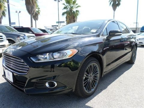 2014 Ford Fusion Se Ecoboost Data Info And Specs