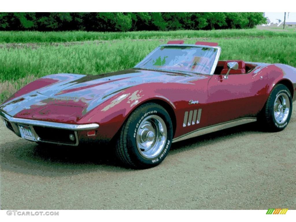 Corvette Paint Codes