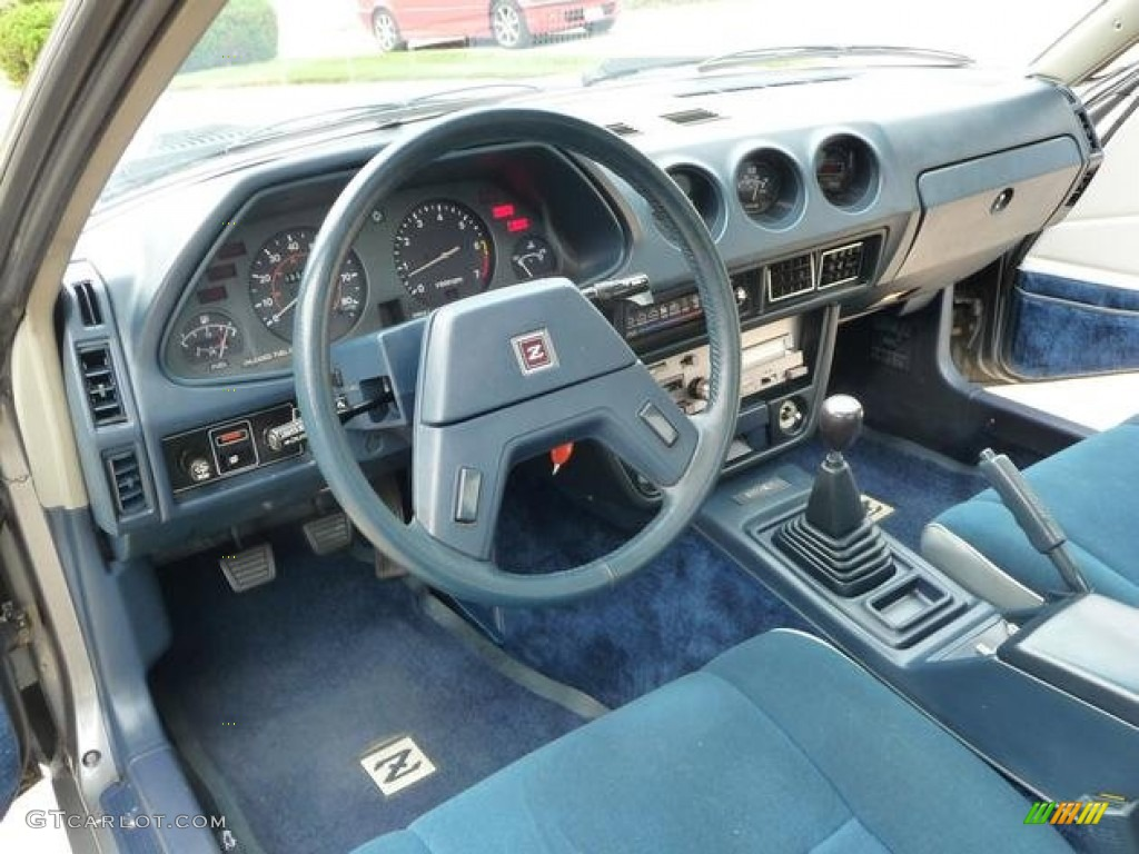 1980 datsun 280zx fastback interior photos gtcarlotcom
