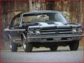 Fathom Green 1969 Chevrolet Chevelle Yenko / SC 427 Coupe