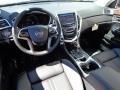 Ebony/Ebony 2014 Cadillac SRX Interiors