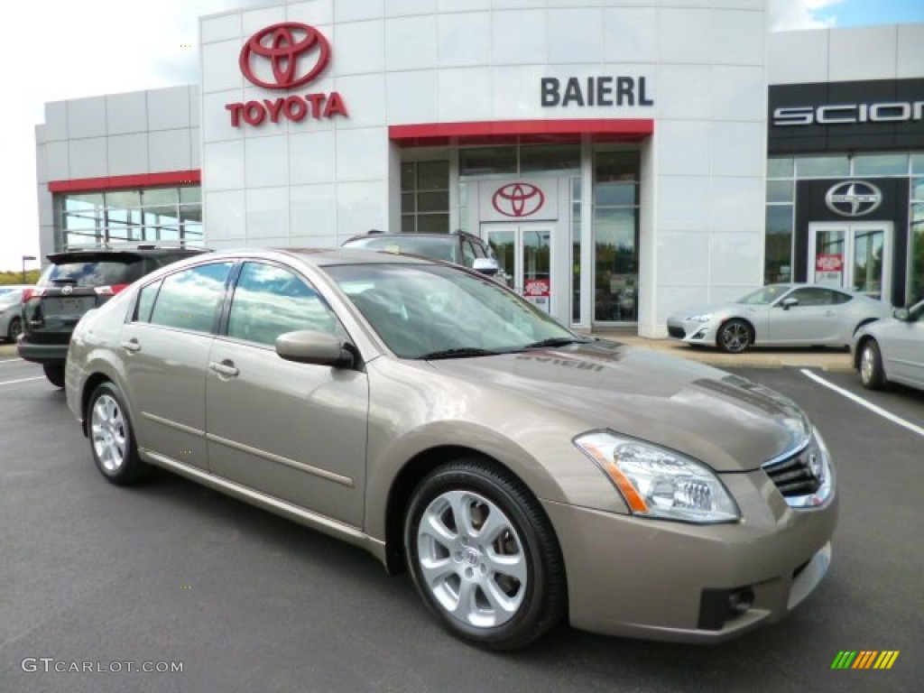 2008 pebble beach metallic nissan maxima 35 sl 85777800 pebble beach metallic nissan maxima vanachro Images