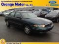 2001 Jasper Green Metallic Buick Century Custom #85777611